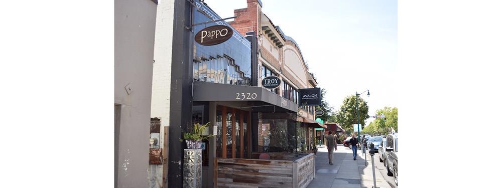 Alameda has plenty of places to dine!