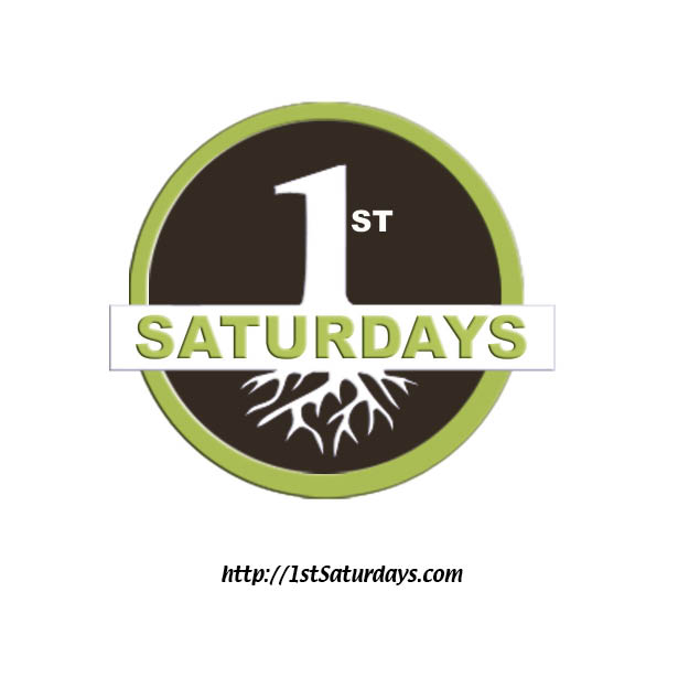 1st Saturday's is the Official Monthly Volunteer Day!