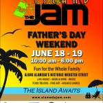 The JAM at Neptune Beach  Begins a New Father's Day Tradition Dad's Day Takes Center Stage Along Alameda's Historic Webster Street
